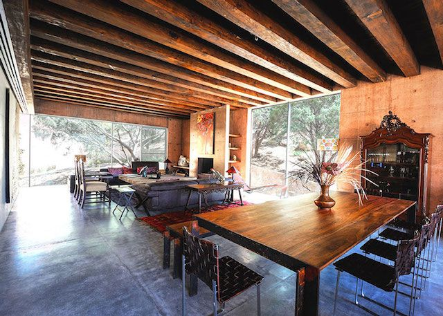A House in The Mexican Landscape 8