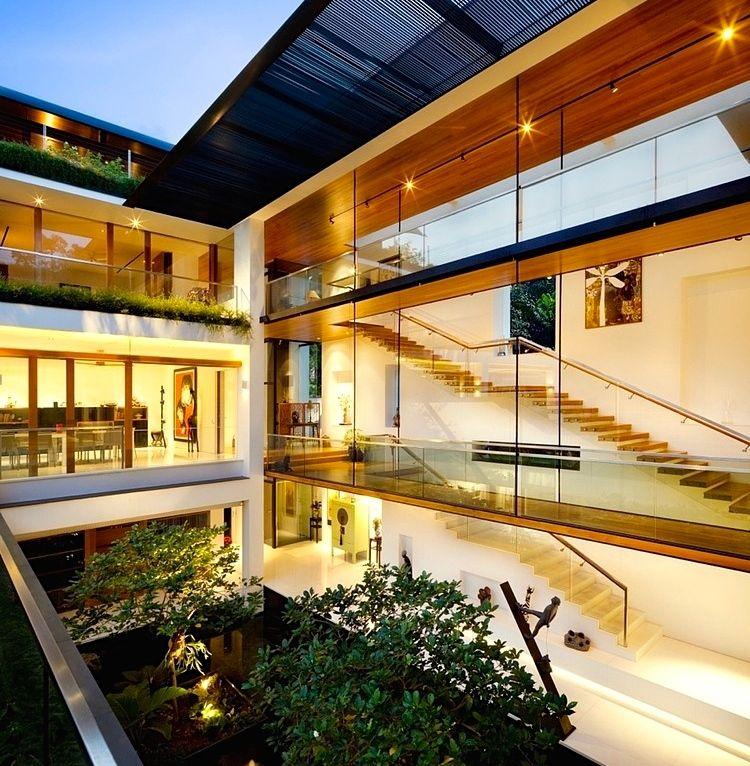 Gorgeous...   Home Design   Pinterest   Modern interiors, Modern and ...