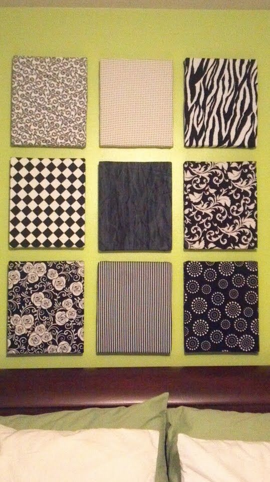 diy foam wall decor | Things Ive done on Pinterest | Pinterest ...