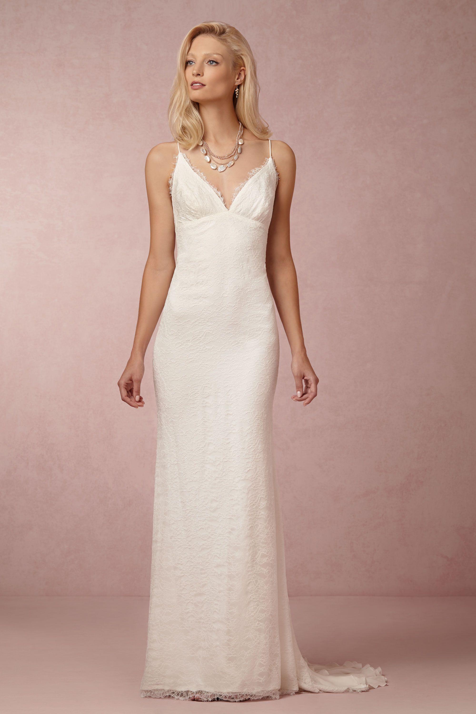 Jamie Gown from @BHLDN | vestidos de boda | Pinterest | Vestido de ...