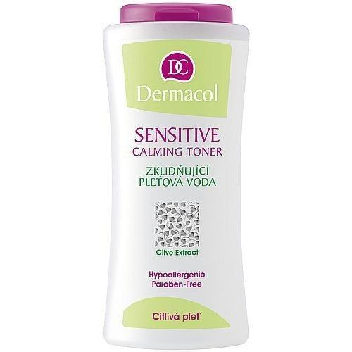 Sensitive Calming Toner by Dermacol for Women Cosmetic 200ml