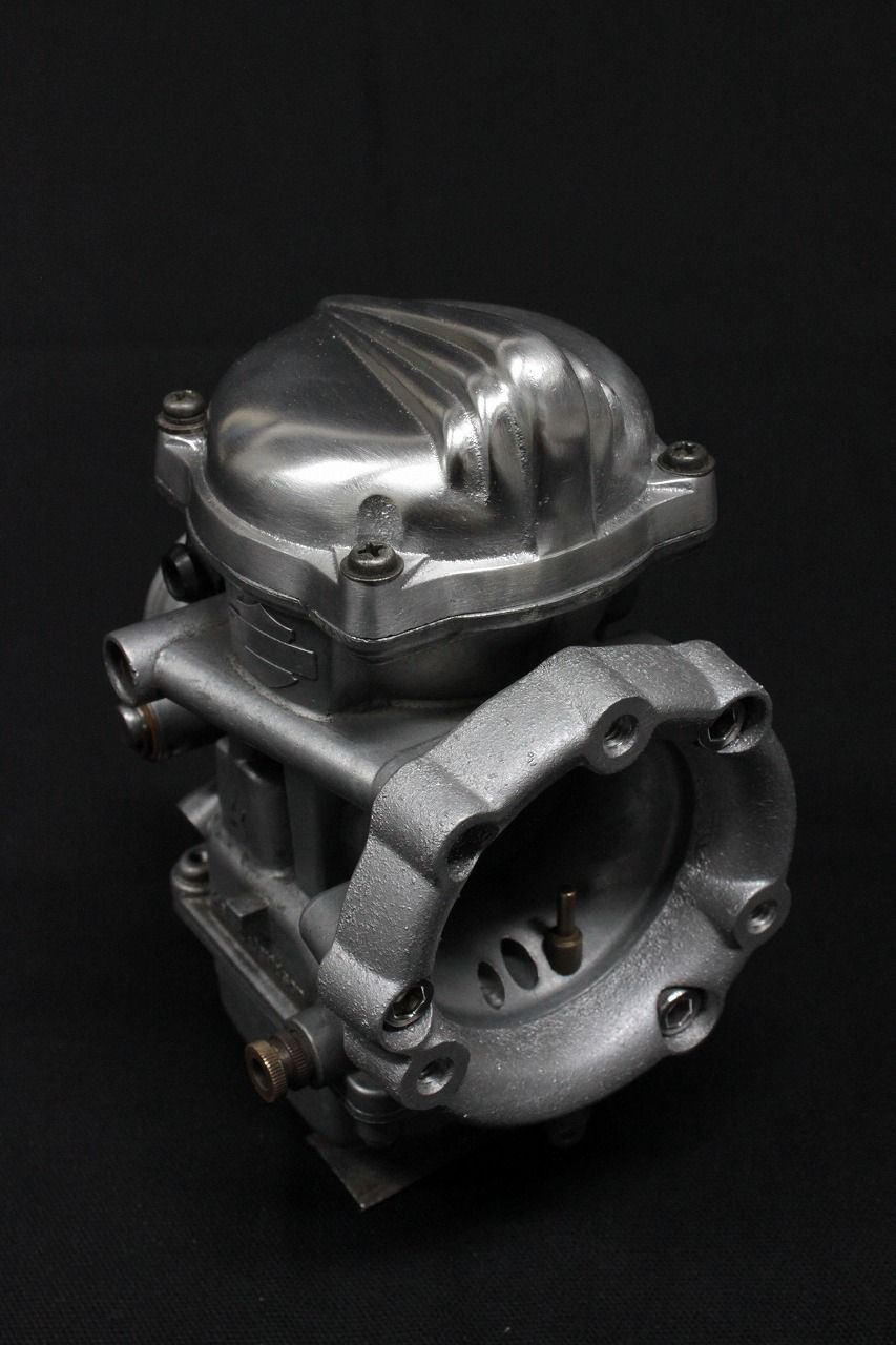 Cv Carb Top Cover Crown Harley Davidson Point Cover Custom