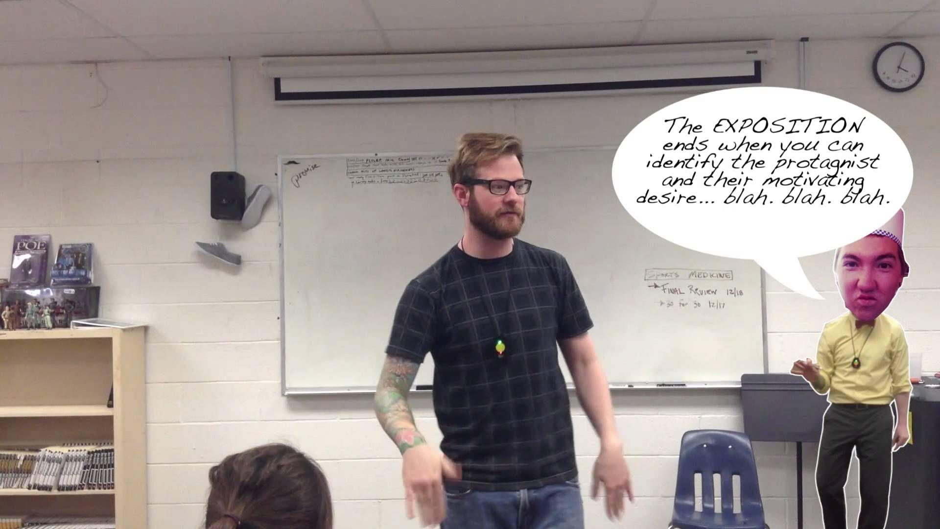 Satire Parody Literature English High School Flipped
