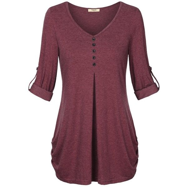 3aebd63d29f6e Tunic shirts for women to wear with leggings timeson ladies casual jpg  600x600 Purple top tunic