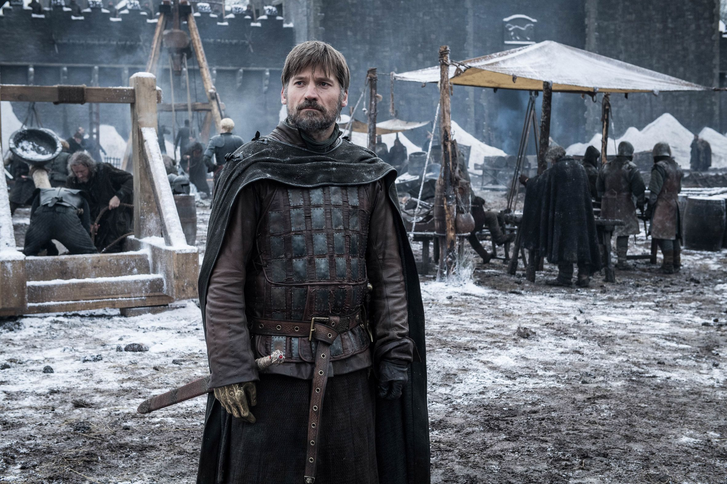 Game of Thrones season eight production designer interview