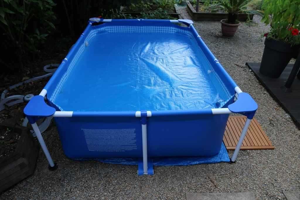 piscine tubulaire intex 220x150