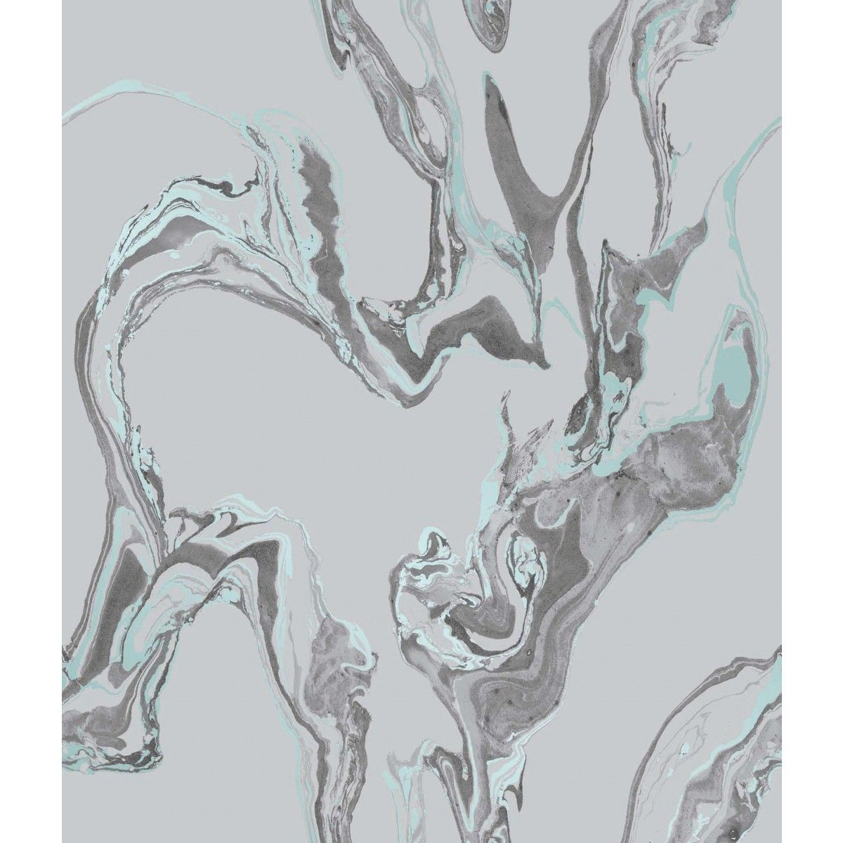 Add Tempaper Removable Wallpaper MARBLE in STREAM to any update any space.  1. Peel the self-adhesive backing 2. Apply to the space 3. Sit back and enjoy.   Shop it a tempaperdesigns.com