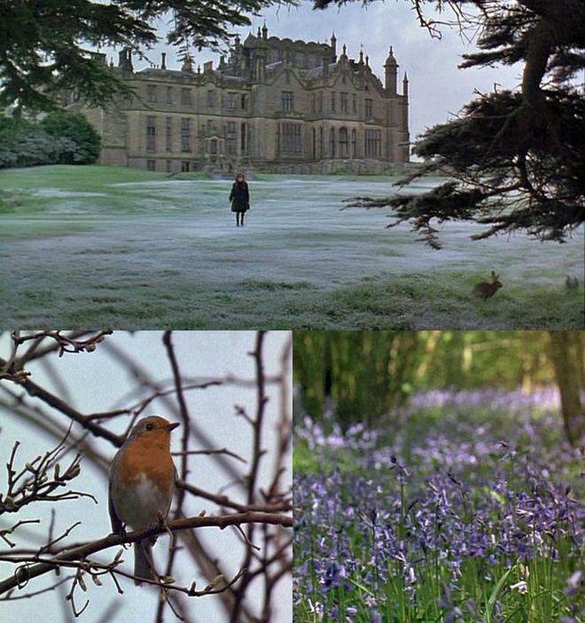 Period And Costume Dramas Tour Places The Secret Garden 1993