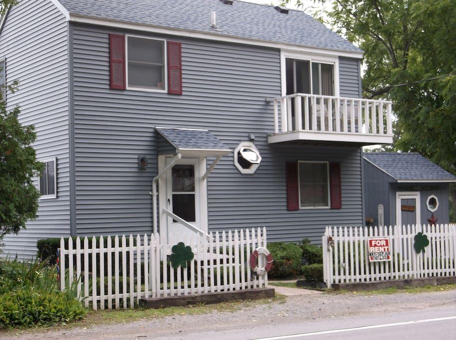 conesus lake apartment rentals