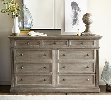 Livingston Wide Dresser  Wide Dresser Livingston And Dresser Amusing Bedroom Dressers Design Decoration