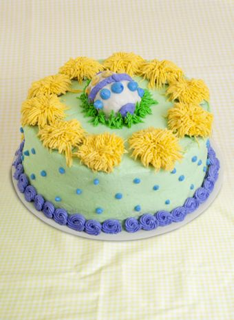 Easter Cake by Sweetly Wild. Milford, Ohio  http://www.sweetlywildbakes.com