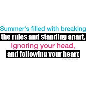 Follow your heart♥