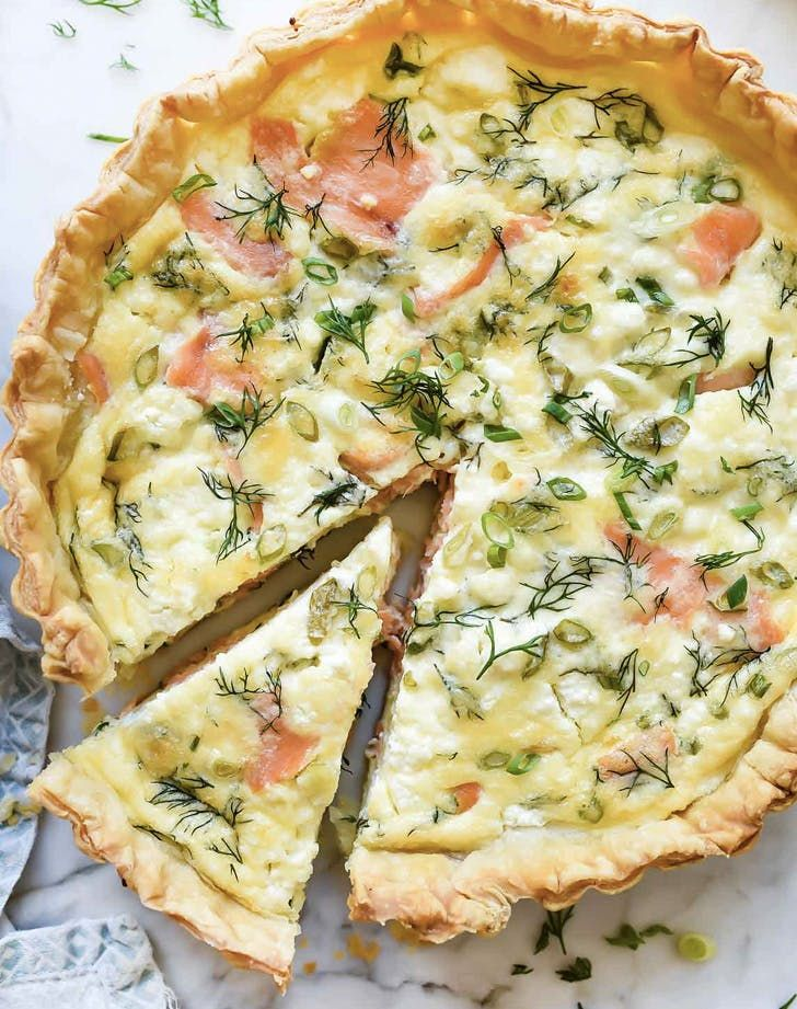 19 Quiche Recipes You Can And Should Eat For Dinner Smoked Salmon Recipes Quiche Recipes Best Quiche Recipes