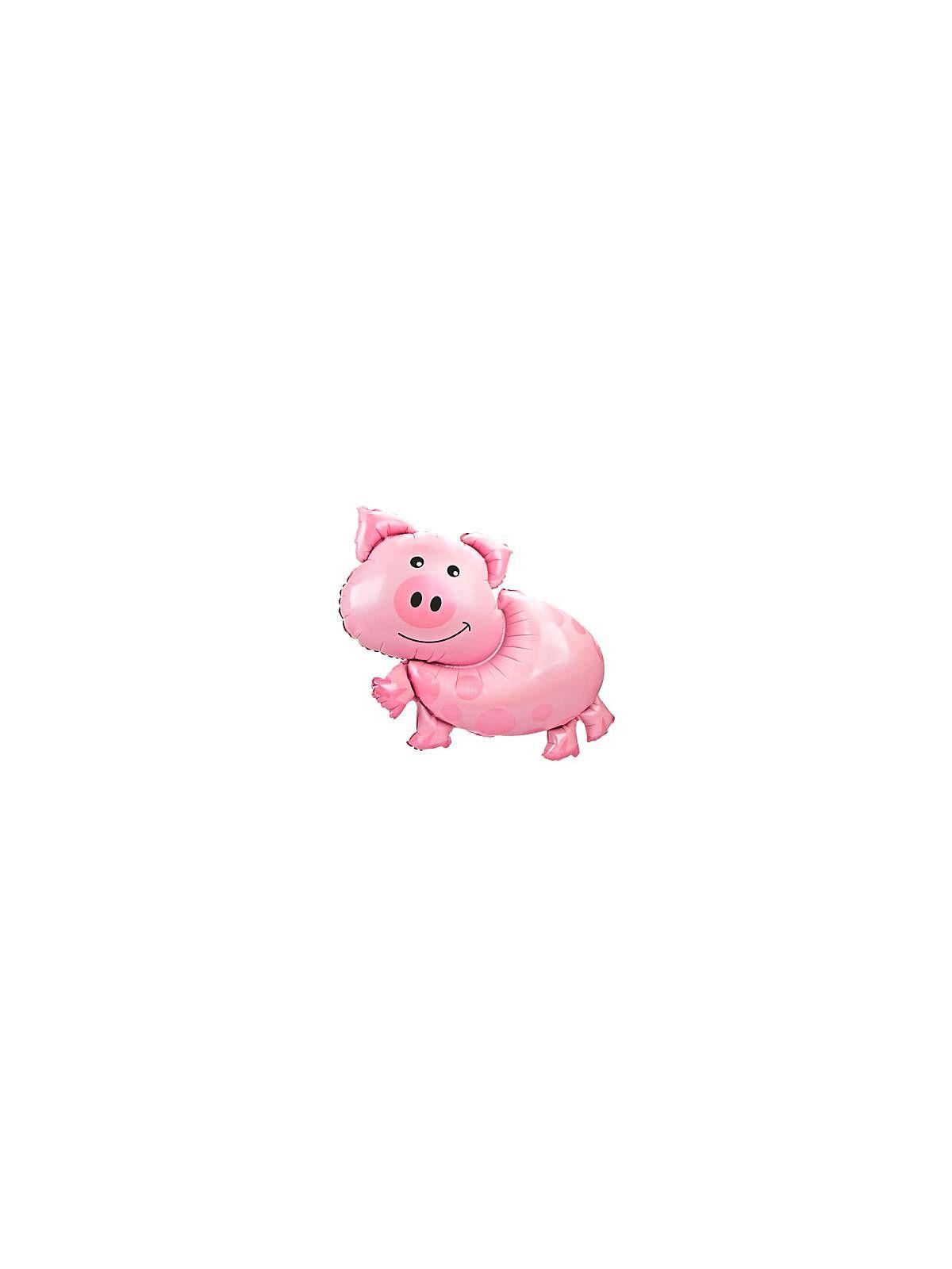 Bargain Party Decorations Pig Balloon Each Cumpleaos Amigos Y Cajas