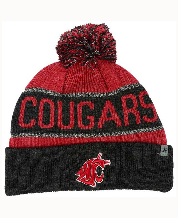 on sale 6e3fb 5caac Top of the World Kids  Washington State Cougars Below Zero Knit Hat