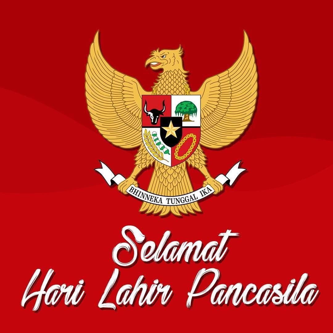 Gambar Lambang Negara Indonesia Kartun