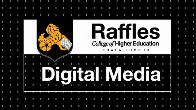 Raffles College Of Higher Education Kuala Lumpur Approach Me To Create A Showreel For Them