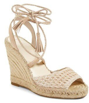 ffeae6612c Espadrille Wedge, Joie Shoes, Nude Wedges, Braided Sandals, Wedge Sandals,  Shoes
