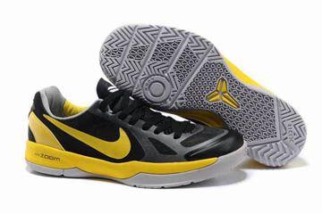 f2166b8c4844 Nike Zoom KB24 Kobe Bryant Black Mamba Shoes Black Yellow Colorways ...
