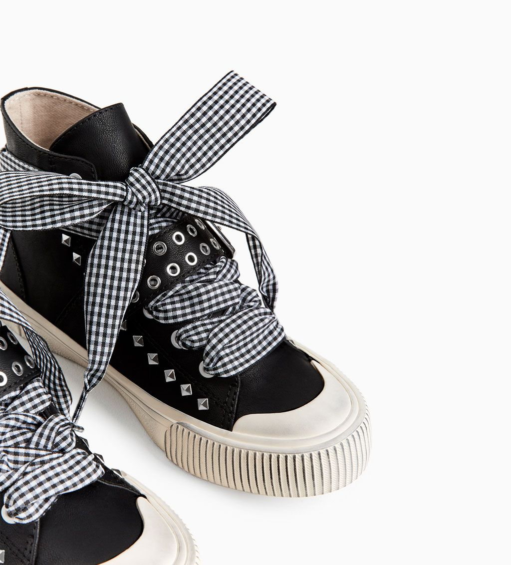 converse shoes for girls black and white. buckled high-top sneakers-shoes-girl | 4-14 years-kids converse shoes for girls black and white o