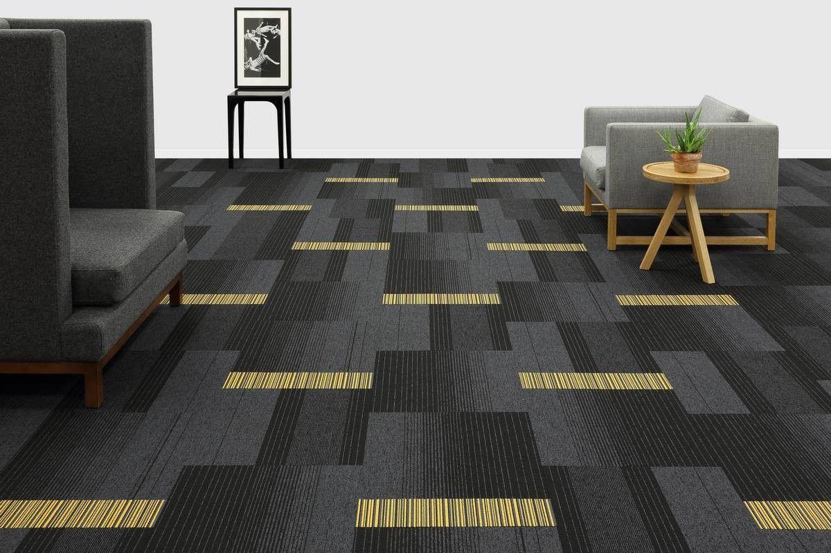 burmatex balance echo and strands carpet tiles  burmatex