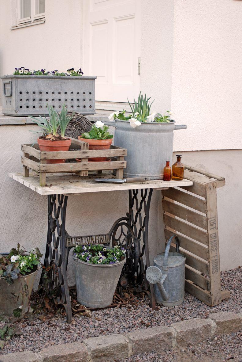 Hochbeet Linda Colonial Style Cottage Garden Homemaking