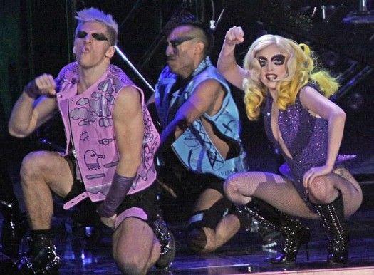 24+ Lady Gaga Dancers PNG