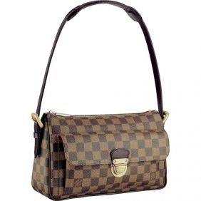 Louis Vuitton Pas Cher - Louis Vuitton Damier Ebene Canvas Ravello N60006 : Louis  Vuitton Pas