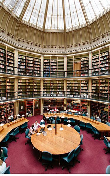 University Libraries Of The 21st Century In Pictures College Library King S College London King S College