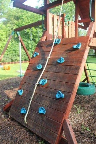 16 DIY American Ninja Warrior Backyard Obstacle Course ...