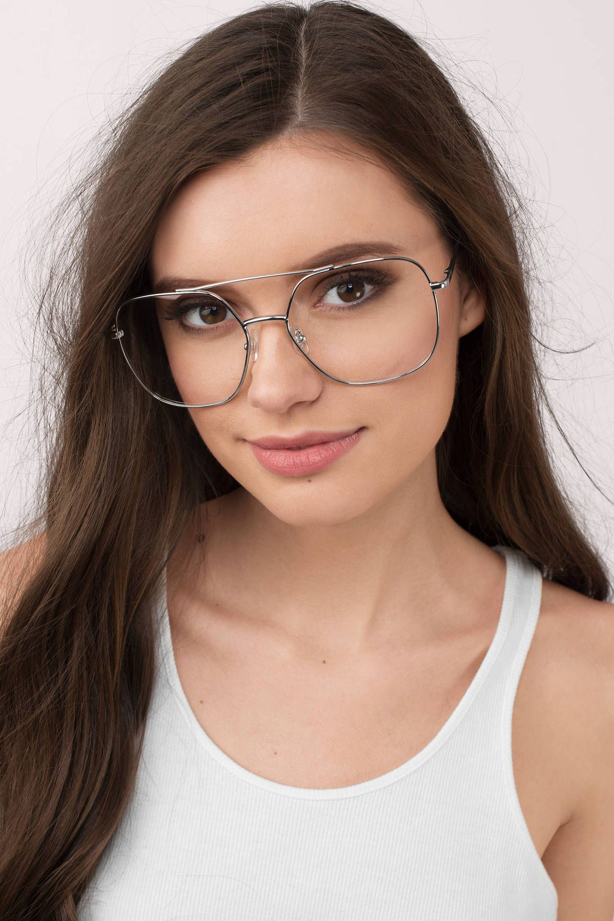 bd05cb2b643 You need the The Retro Oversized Square Aviator Glasses. Pair with jeans  and an easy tee. - Fast   Free Shipping For Orders over  50 - Free Returns  within ...