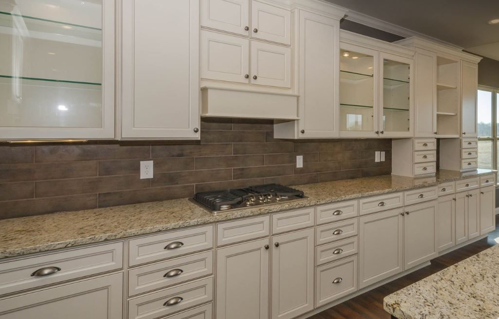 Durham Toasted Antique Cabinets