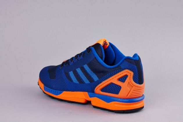 adidas ZX Flux Weave W schoenen blauw