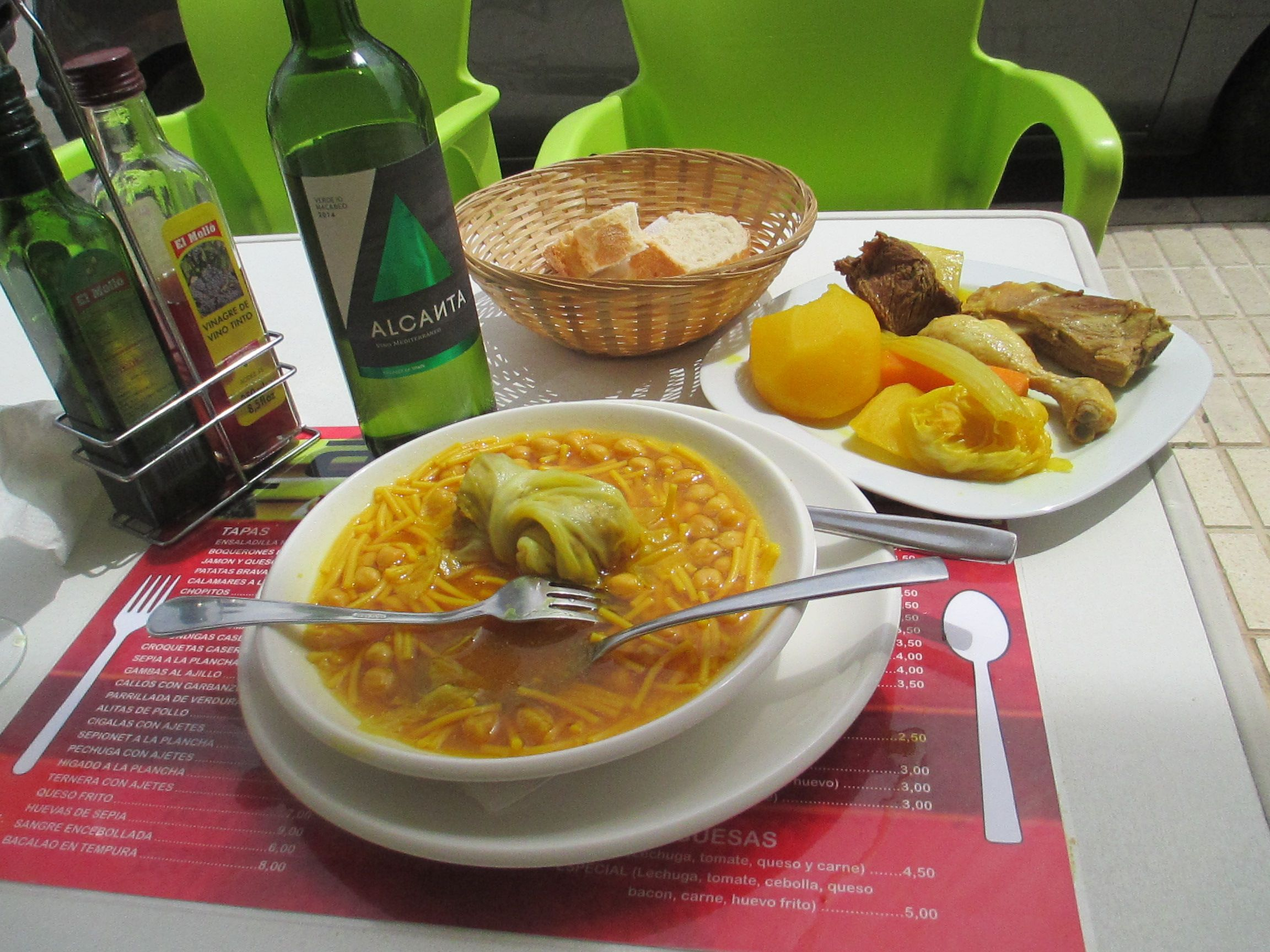 Pin On Spain Food
