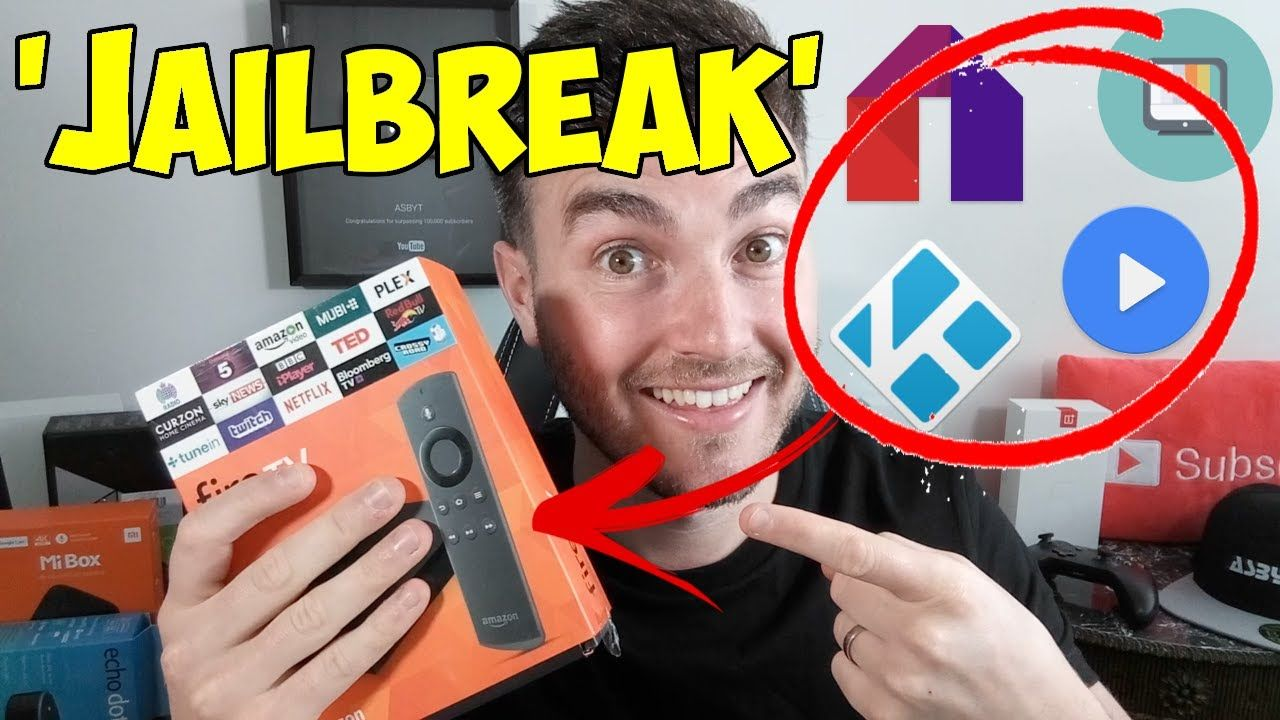 NEW 'JAILBREAK' FireStick KODI 17.6 March 2018!!! Amazon