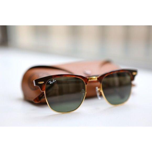 Ray ban sunglasses club master New condition Ray-Ban Accessories Sunglasses