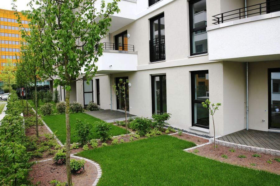 Dann Sind Sie Hier Richtig Wohnkonzept Patio Frankfurt Bockenheim Schicke Mietwohnungen Im Erstbezug Weite Mietwohnungen Style At Home Wohnung Mieten