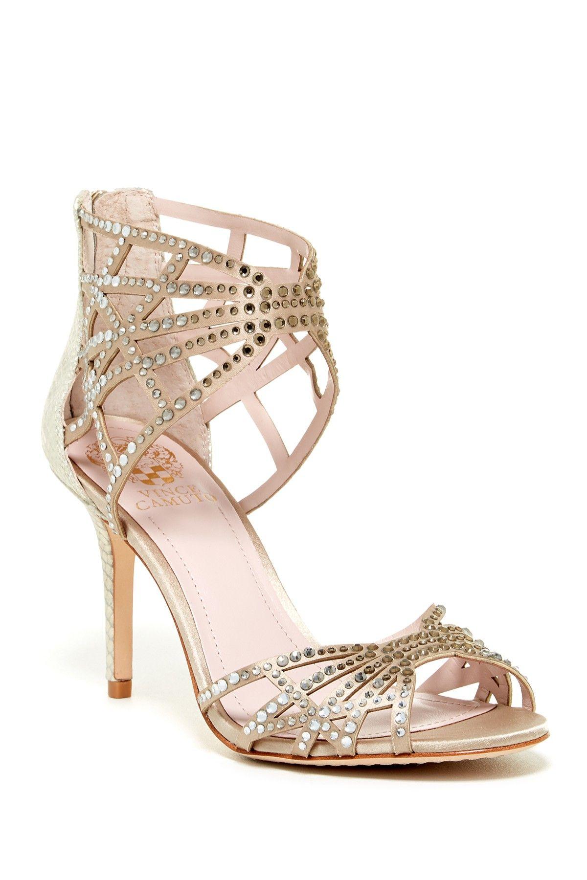 18b6e1bcccf Vince Camuto Wari Embellished Sandal