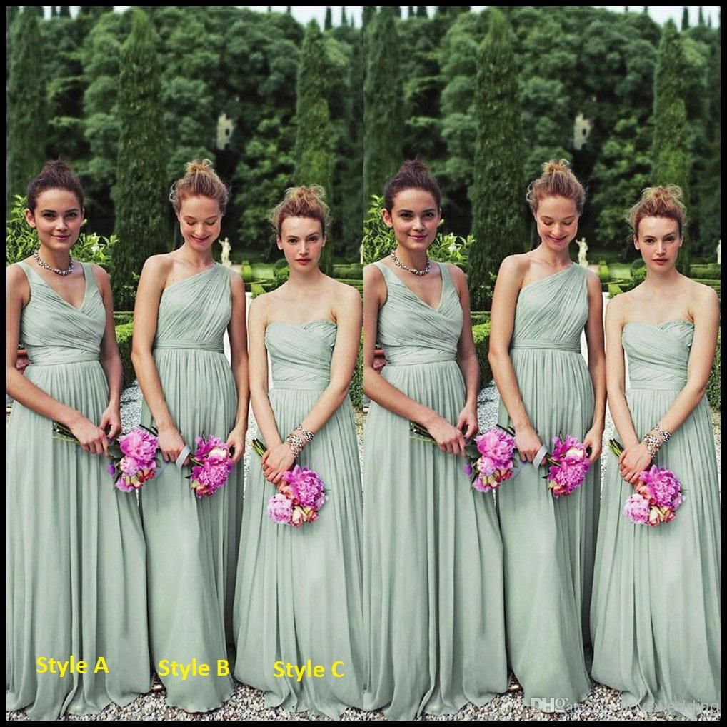 2016 cheap under 100 bridesmaid dresses shinning sequins tulle floor 2016 cheap under 100 bridesmaid dresses shinning sequins tulle floor length bridal dress for wedding party maid of honor gown vestidos ombrellifo Image collections