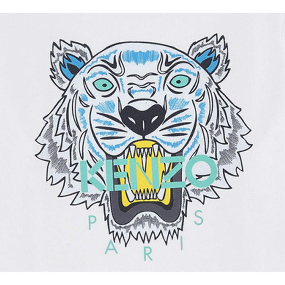 Kenzo Tiger Logo