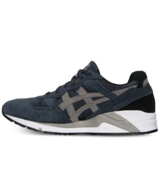 Asics Tiger Men's Gel-Lique Casual Sneakers from Finish Line - Blue 9.5