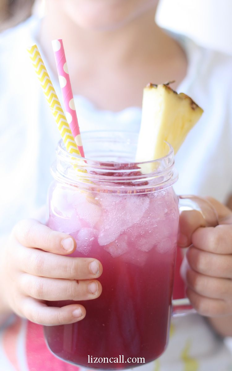 Raspberry Crush The Best Party Punch