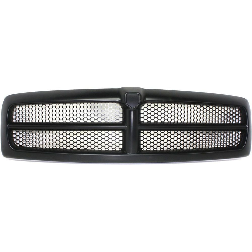 New Grille Fits 1999 2001 Dodge Ram 1500 For Sport Models Ch1200245