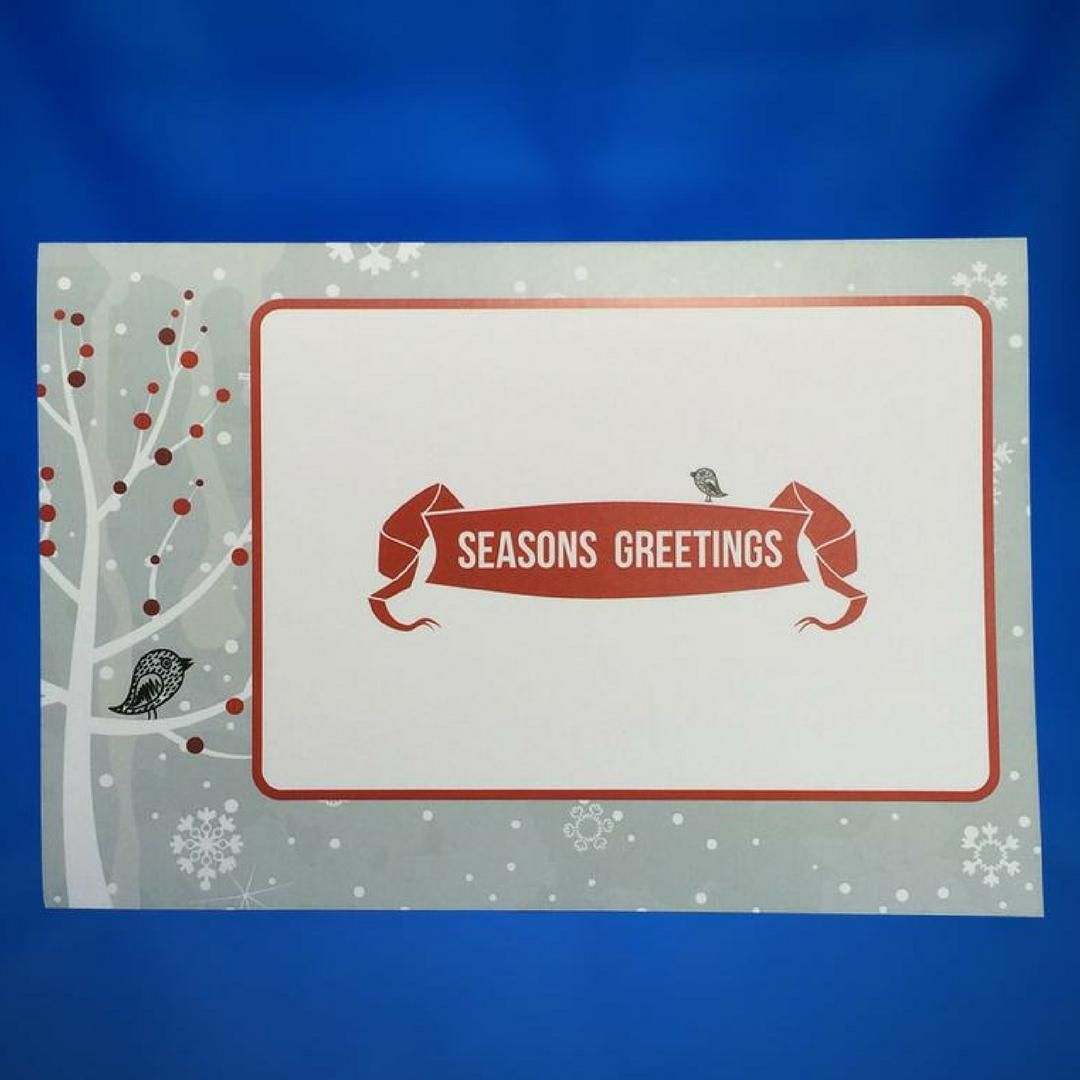 A perfect idea for your perfect customers dont send a boxed a perfect idea for your perfect customers dont send a boxed holiday card send a personalized holiday greeting card m4hsunfo