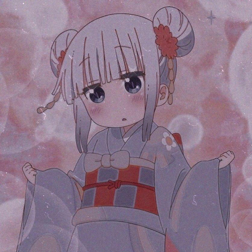 Soft Aesthetic Anime Girl