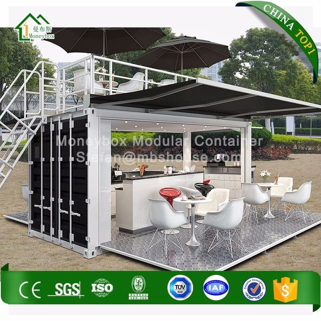 Source shipping container coffee kiosk pop up coffee shop for Design sale mobel