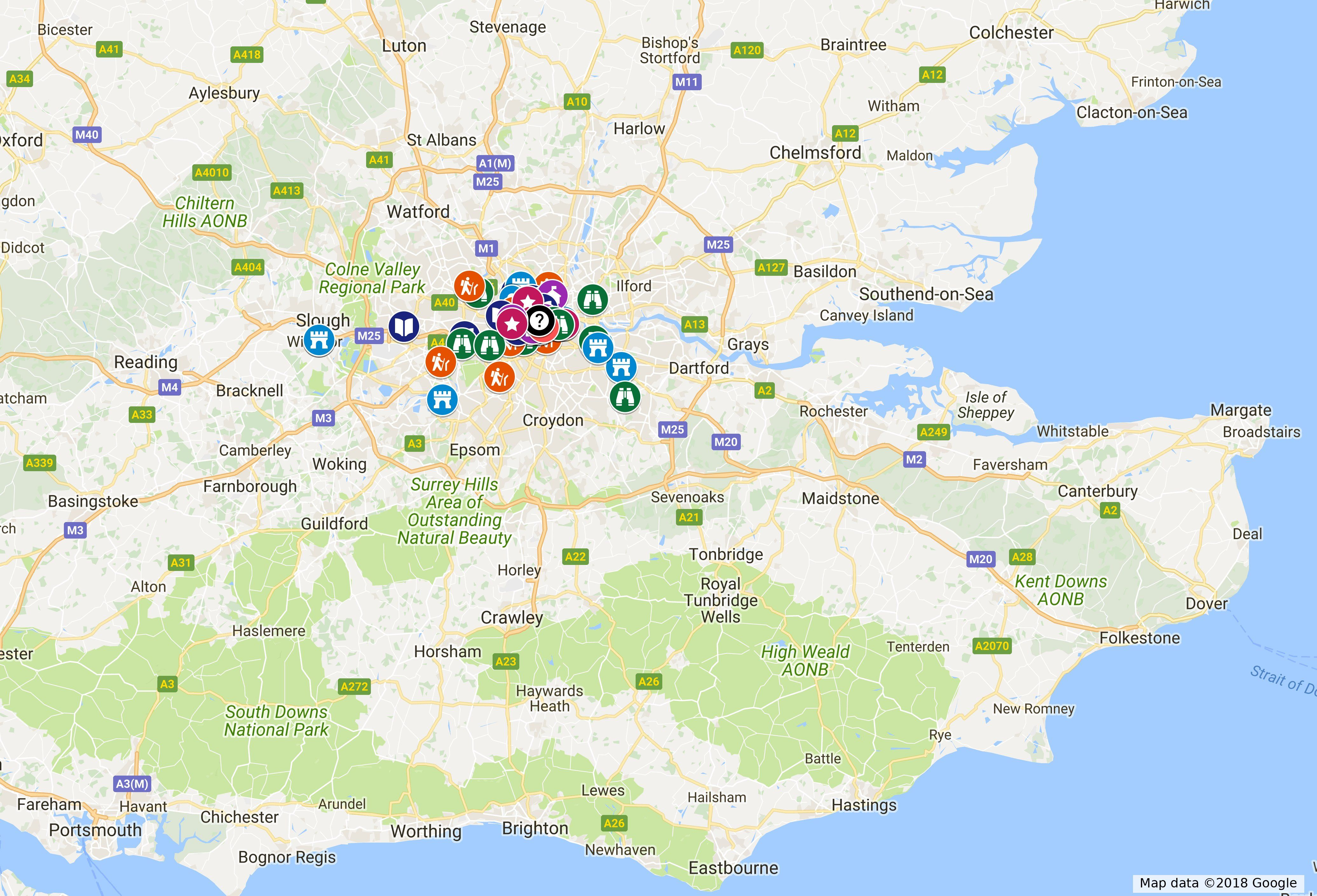 London Pass Attractions Map.London Pass Attractions Map London Pass Attractions Map Map