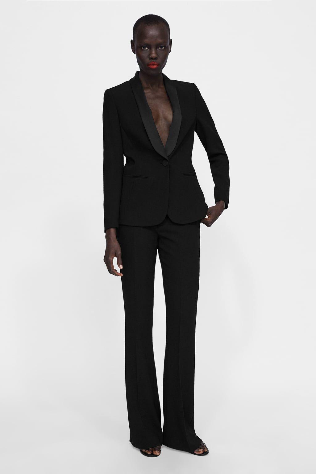 119 TUXEDO JACKET from Zara | Formal Wear | Tuxedo jacket ...