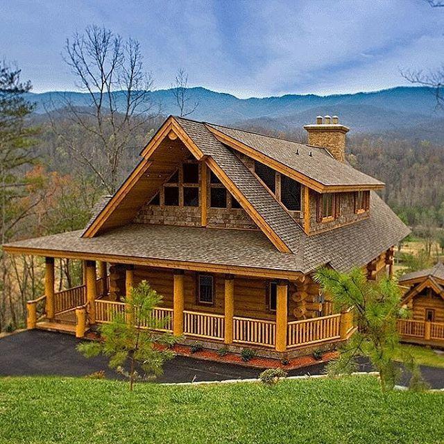 Log Homes Photo Galley - Log Cabin Bureau