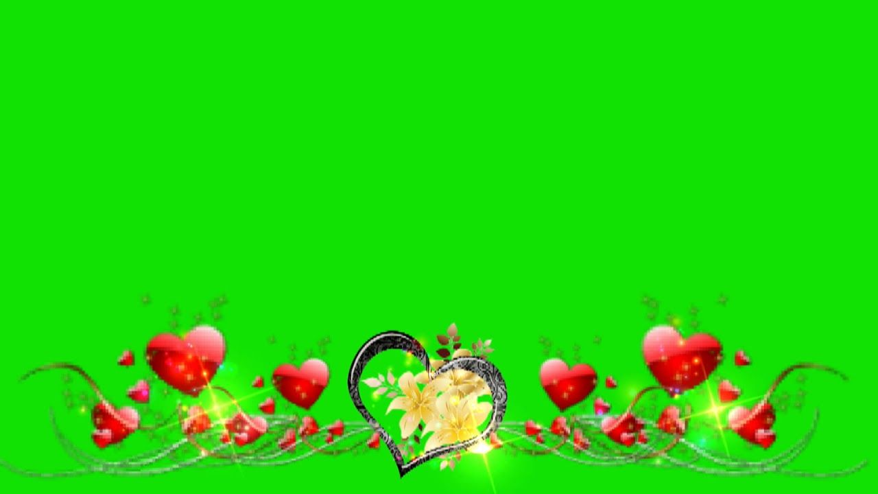 Green Screen Heart Effects Download Hd 1080p Star Video Effect Green Screen Footage Green Screen Video Backgrounds Greenscreen